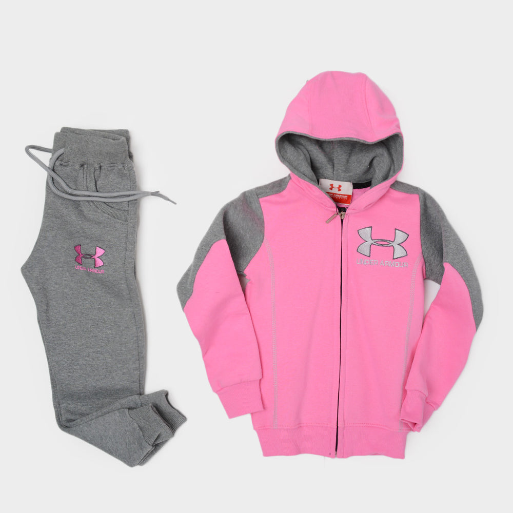 Under Armour Training Suit Pink