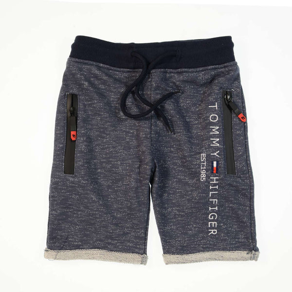 Tommy Summer Short Dark Gray