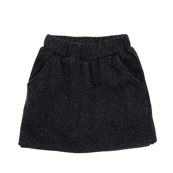 Marz Bright Jupe Short Black