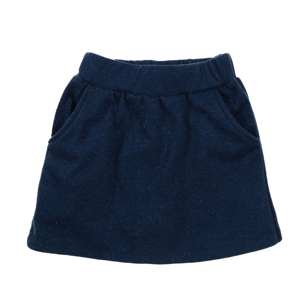 Marz Bright Jupe Short Blue