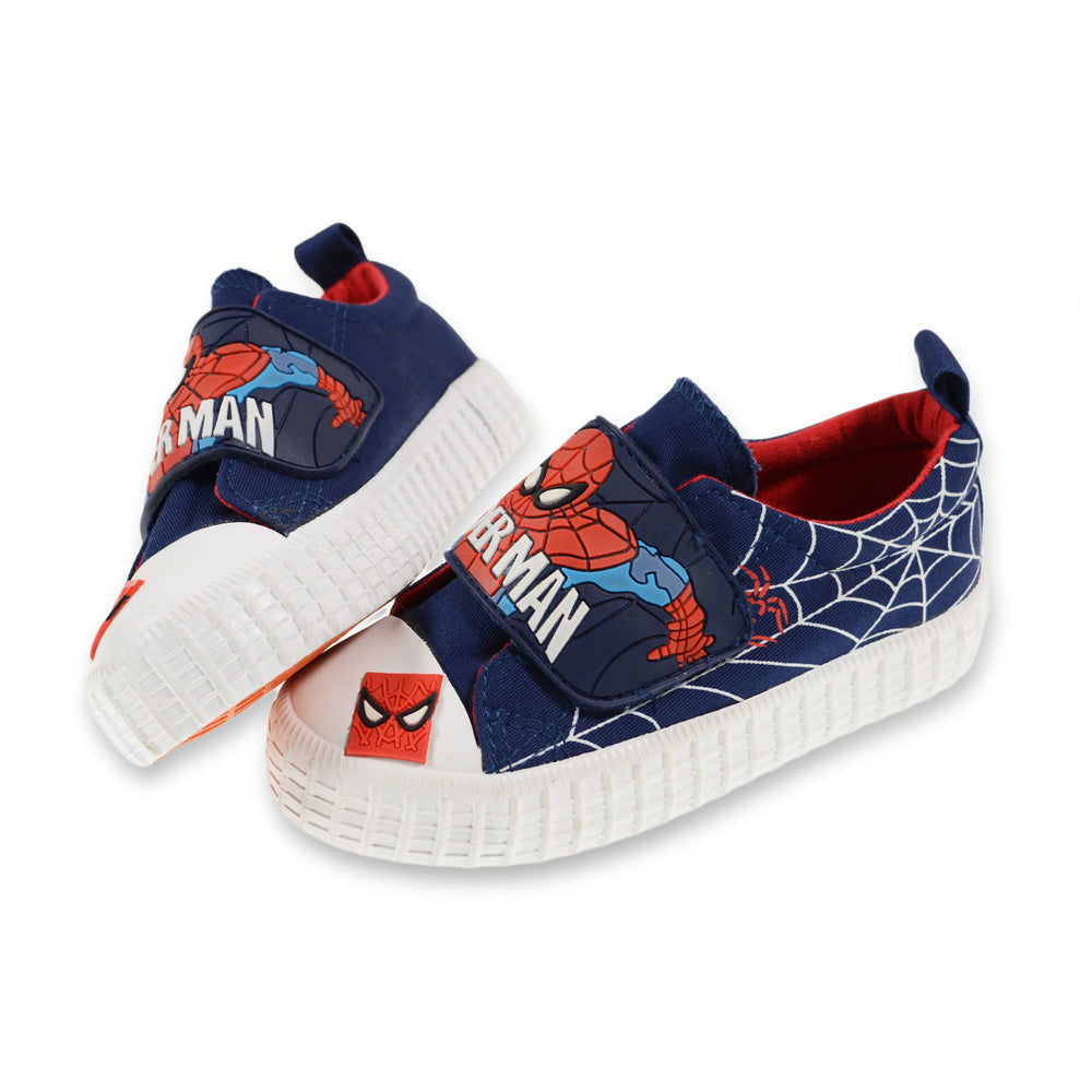 Toobaco Spider Man Shoes Blue