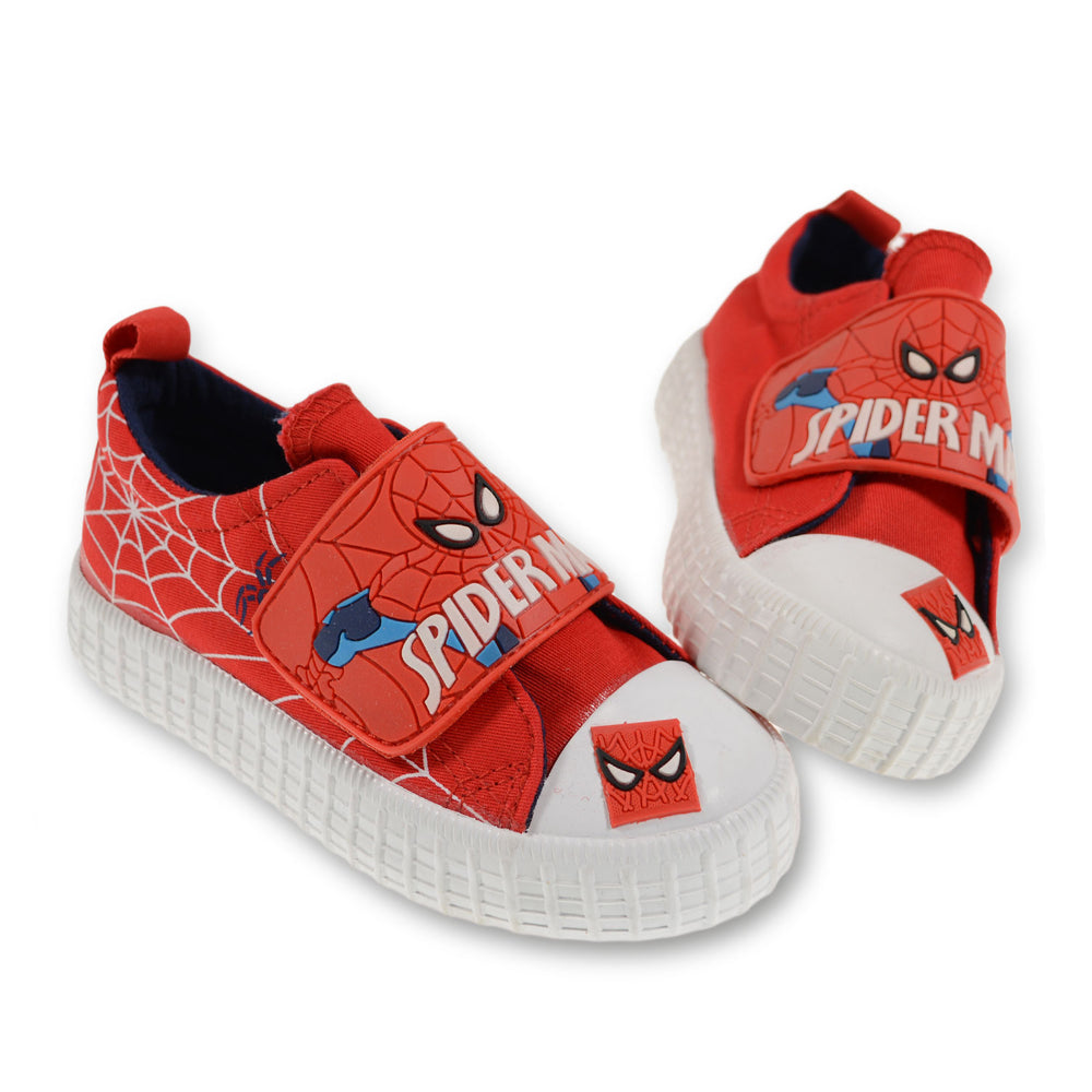 Toobaco Spider Man Shoes Red