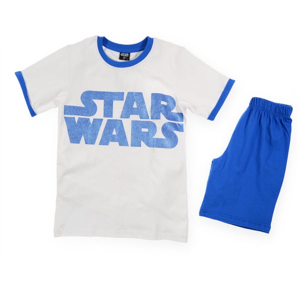 Disney Star Wars Pajama White