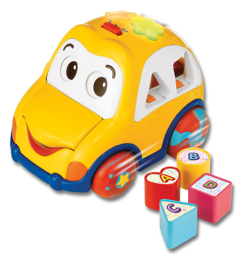 WinFun Rhymes and Sorter Car