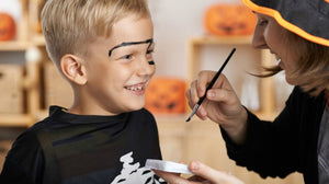 Halloween Face Paint Top Tips