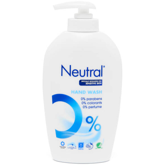 Neutral 0% Hand Wash - 250ml