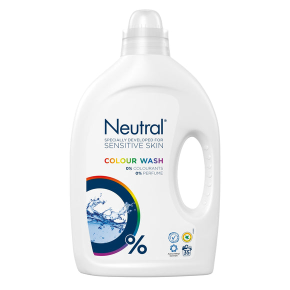 Colour Liquid Laundry Detergent - 35 wash
