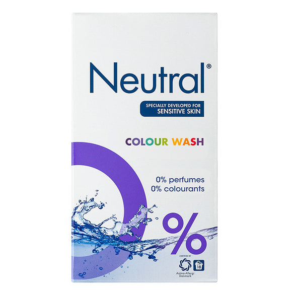 Colour Laundry Washing Powder - 18 wash