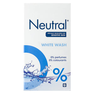 White Laundry Washing Powder - 18 wash