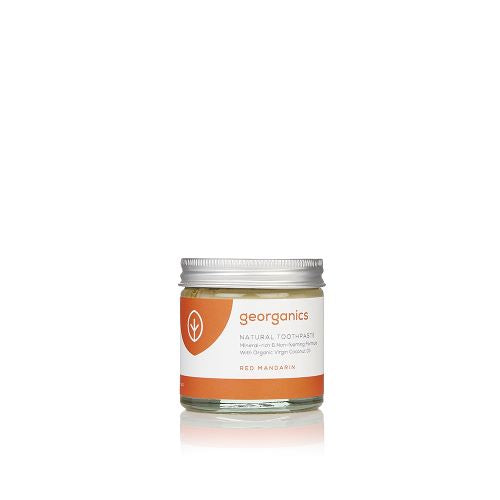 Georganics - Red Mandarin Natural Toothpaste