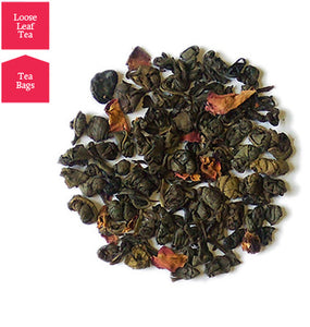 Green Tea Rose Petal