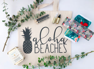 """Aloha Beaches"" Getaway Kit"