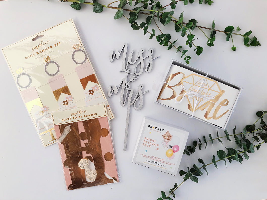Bridal Shower Party Box (LIMITED EDITION)