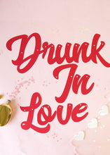 """Drunk in Love"" Banner"