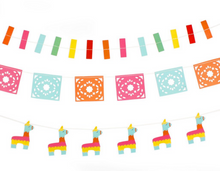 Mini Banner Set - Fiesta
