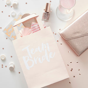 Team Bride Party Bags - 5 Pack