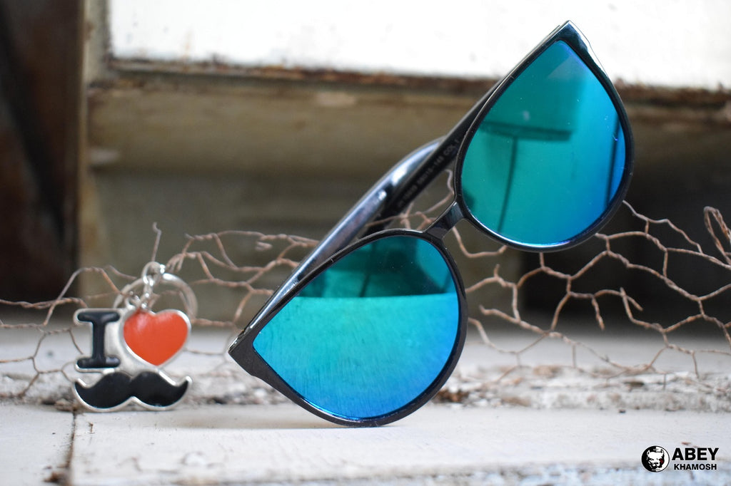 Mia Green Sunnies Sunglasses