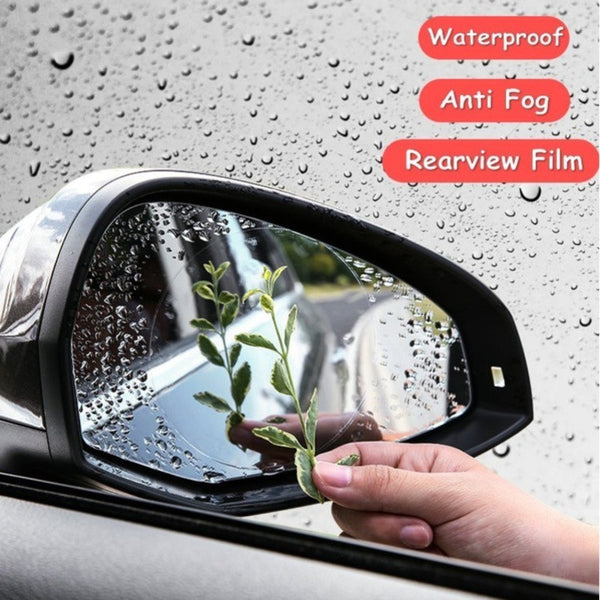 Anti-Fog And Waterproof Car Mirror Membrane