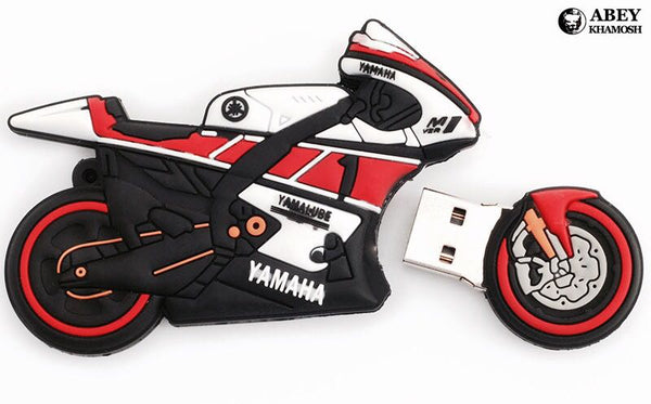 Super Cool Bike USB Pendrive (16 GB)