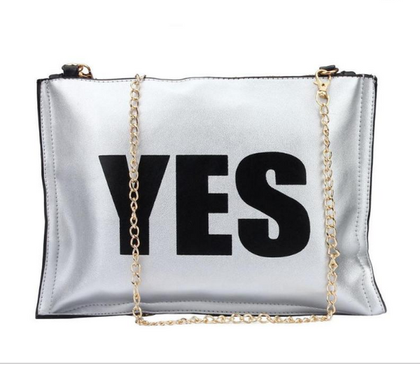 Multipurpose Yes No Sling bag For Women's