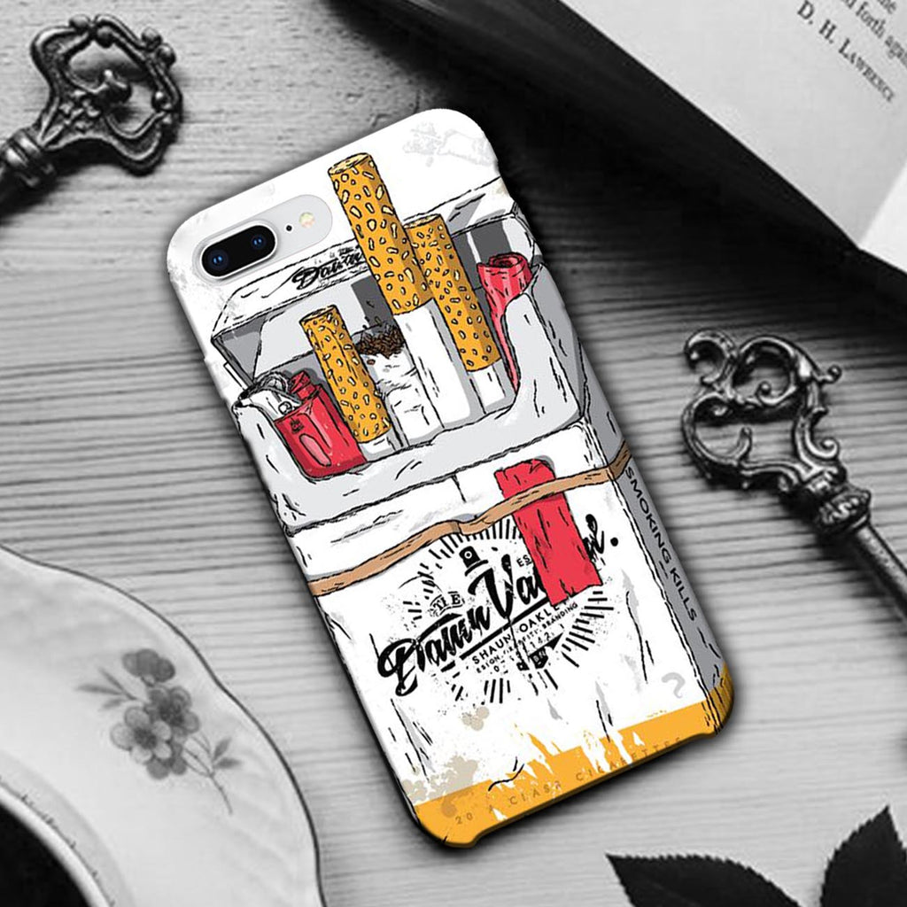 Cigerette Lover - iPhone 8 Plus Case
