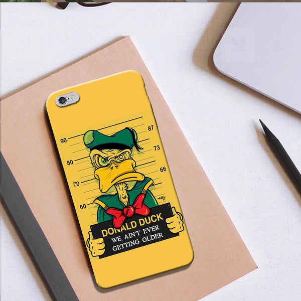 Donald Duck - iPhone 6 Case