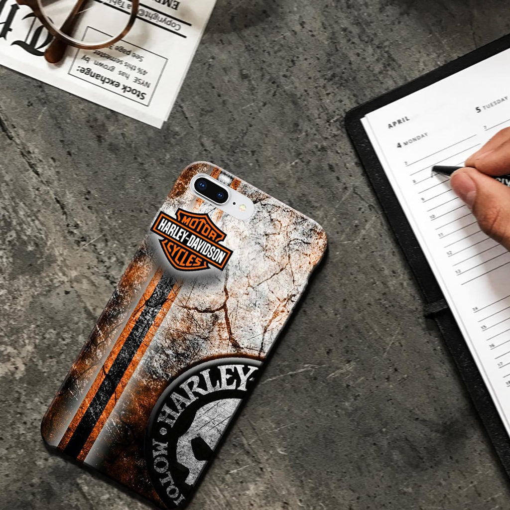 Harley Davidson - iPhone 8 Plus Case