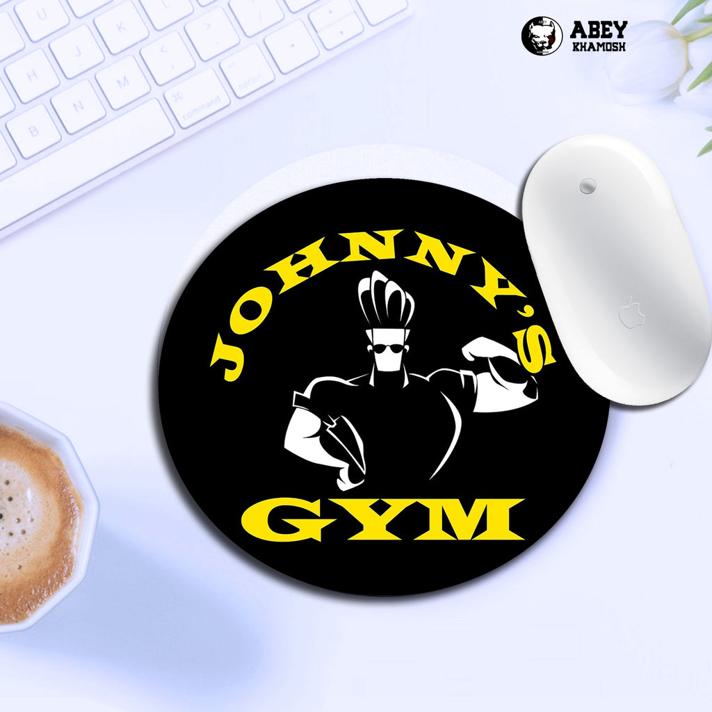 Johny's Gym Mouse Pad