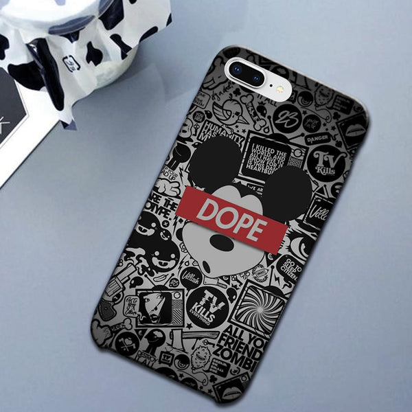 Mickey Dope - iPhone 8 Plus Case