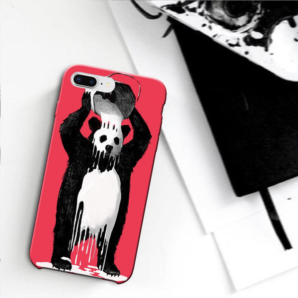 Milky Panda - iPhone 8 Plus Case