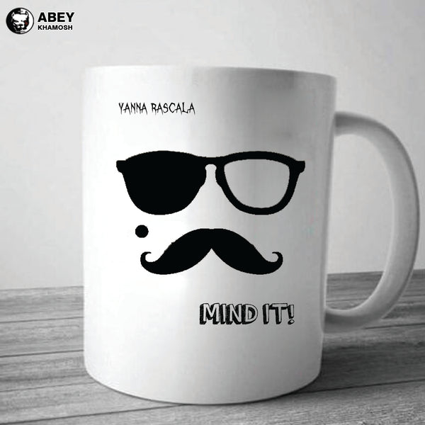 Yanna Rascala, Mind It  Mug