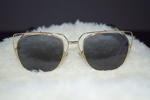 Aiden Black Modish Sunglasses