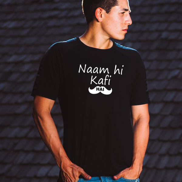 Naam Hi Kaafi Hai - Cotton T-Shirt