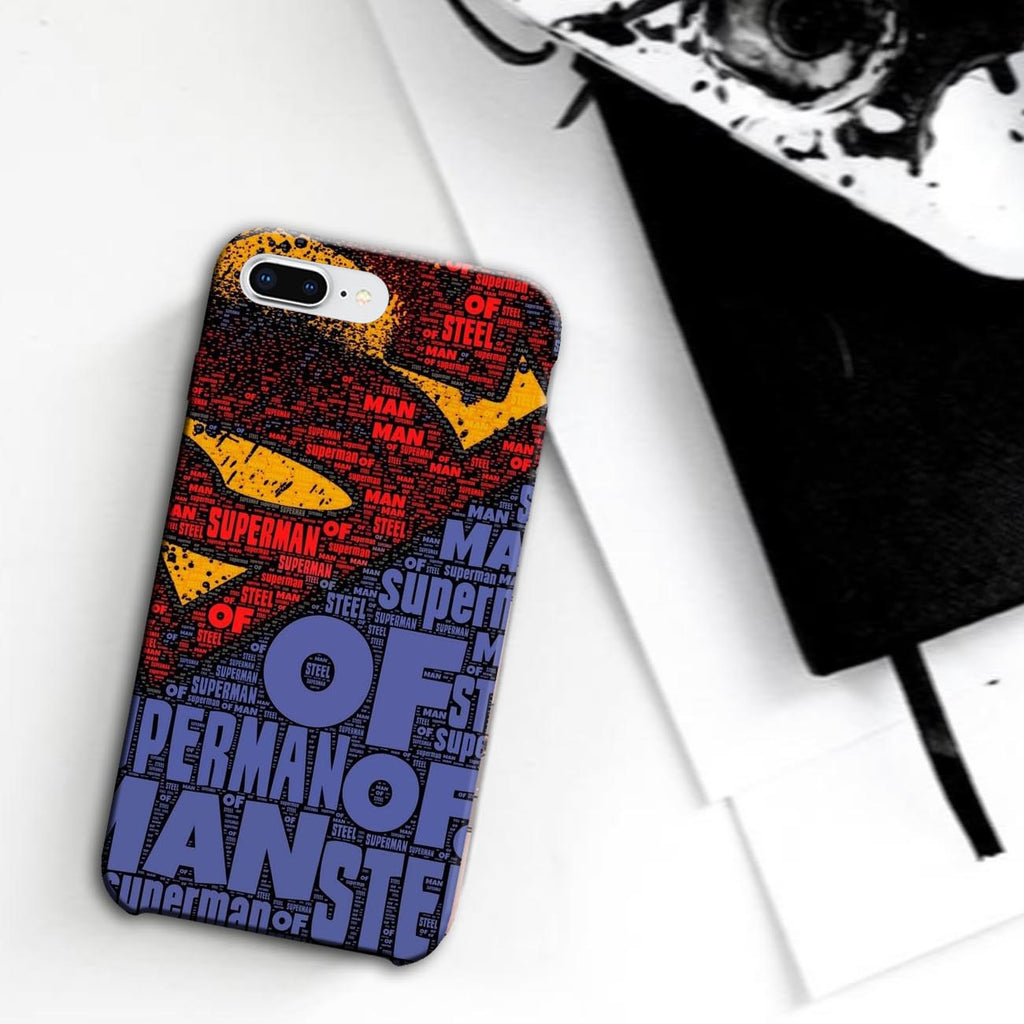 Superman - iPhone 8 Plus Case