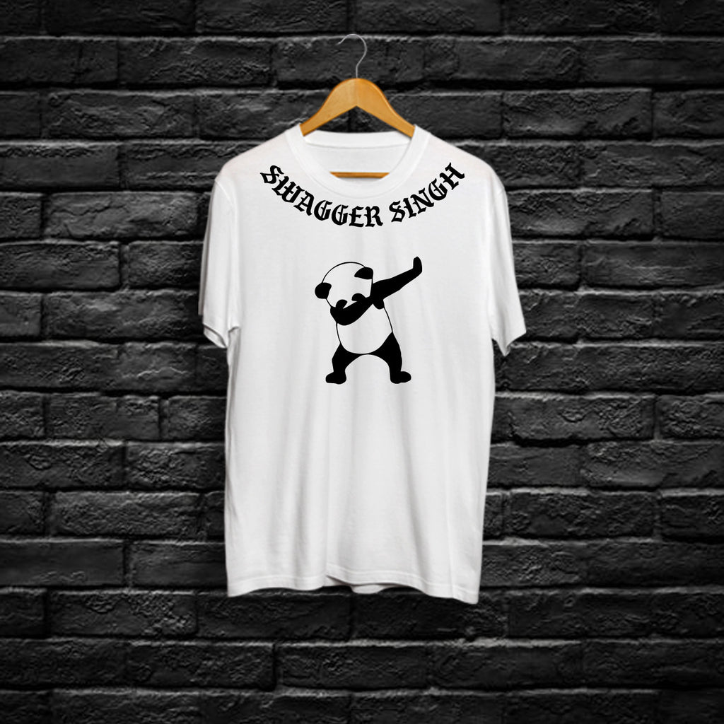 Swagger Singh - Cotton T-Shirt