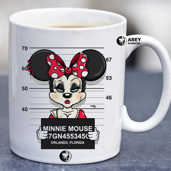 Bad MINNIE MOUSE  Mug