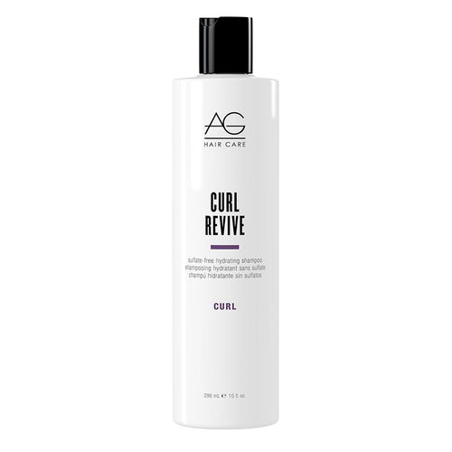 AG Hair Curl Revive Sulfate-Free Hydration Shampoo