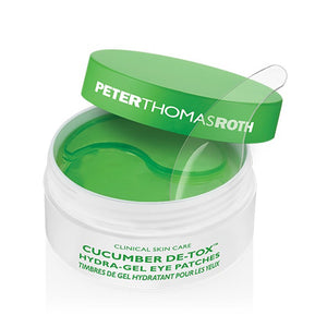 Peter Thomas Roth Cucumber De-tox Hydro Gel Patches