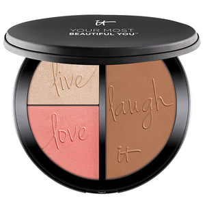 It Cosmetics Your Most Beautiful You AntiAging Face Palette