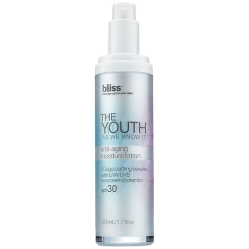 Bliss SPF30  - The Youth As We Know It