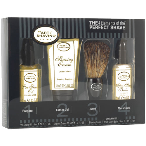 Art of Shaving Unscented Starter Kit