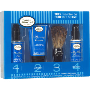 Art of Shaving Lavender Starter Kit