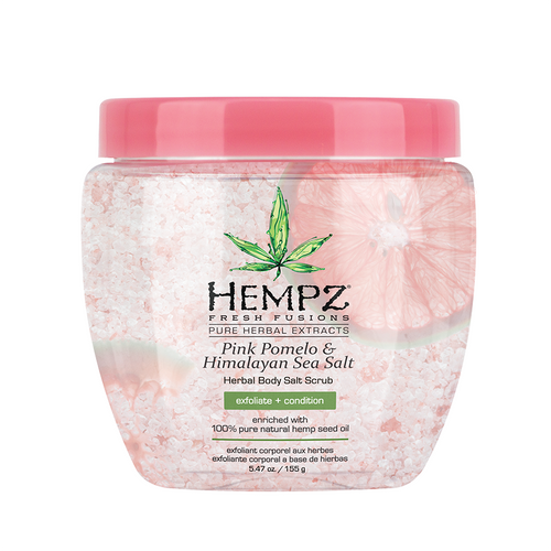 Hempz Pink Pomelo & Himalayan Sea Salt Herbal Body Salt Scrub