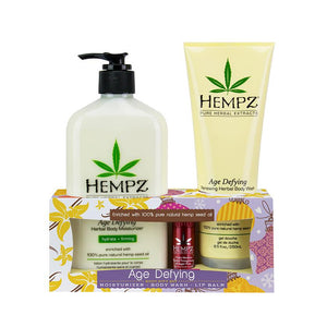 Hempz Age Defying Body Gift Set