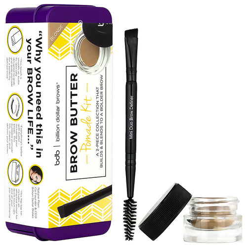 Billion Dollar Brow Brow Butter Pomade Kit