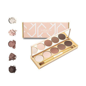 Katherine Cosmetics Natural Eye Shadow Color Palette