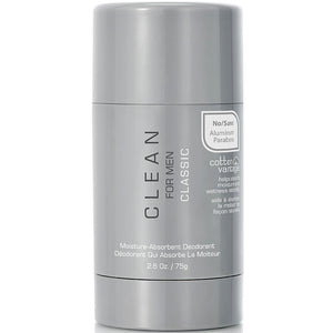 Clean Perfume Clean For Men Classic Deodorant