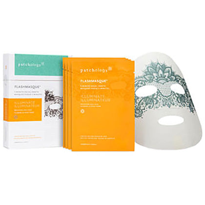 Patchology FlashMasque Illuminate Lace - 4 Pack