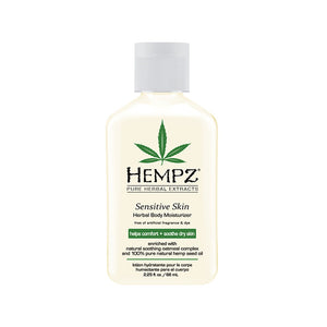 Hempz Mini Sensitive Skin Herbal Body Moisturizer