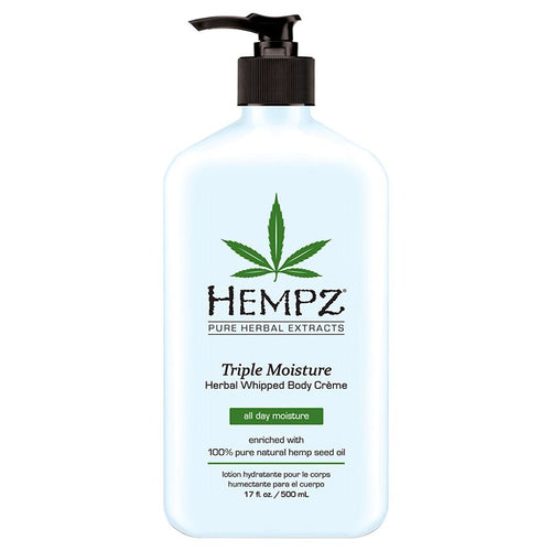 Hempz Triple Moisture Herbal Whipped Body Creme